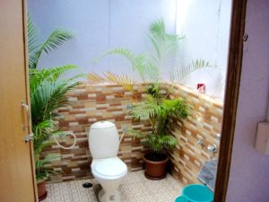 Premium Sea View Cottage - Bathroom