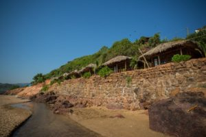 Premium Sea View Cottage - Beachfront Location