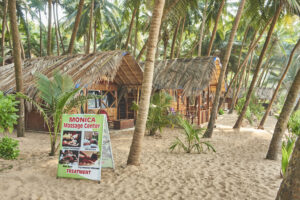 Massage at Blue Lagoon Resort Goa