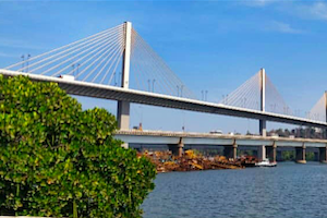 Atal Setu Bridge Taxi Tour Goa